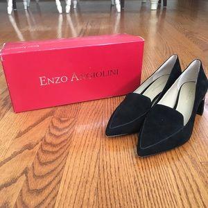 Enzo Angiolini black Denna shoes